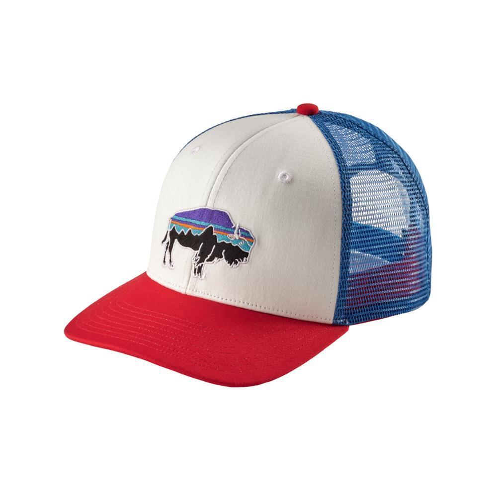 Patagonia Fitz Roy Bison Trucker Hat WFR