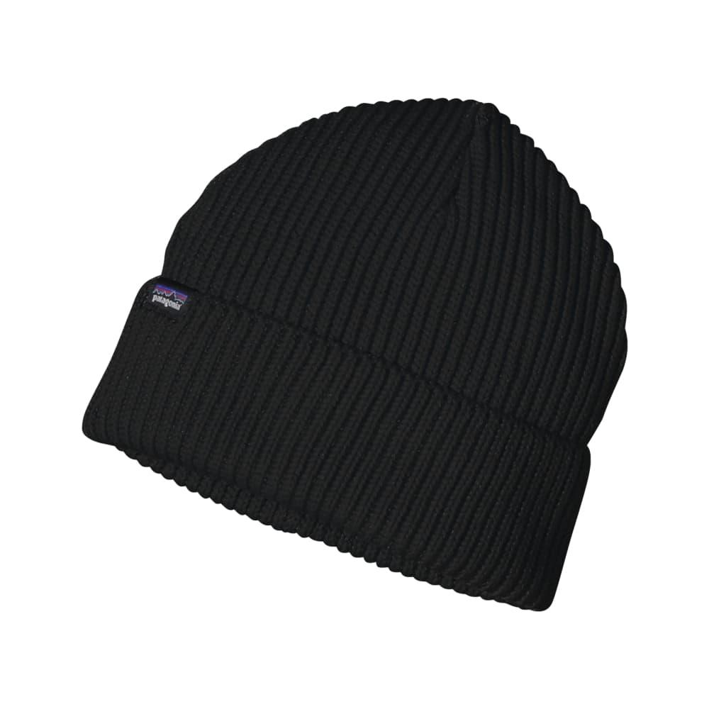 Patagonia Fisherman's Rolled Beanie BLK
