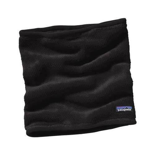 Patagonia Women's Re-Tool Fleece Neck Gaiter BLK