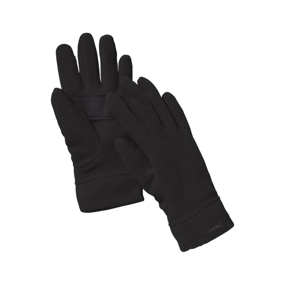 Patagonia Women's Micro D Fleece Gloves BLK