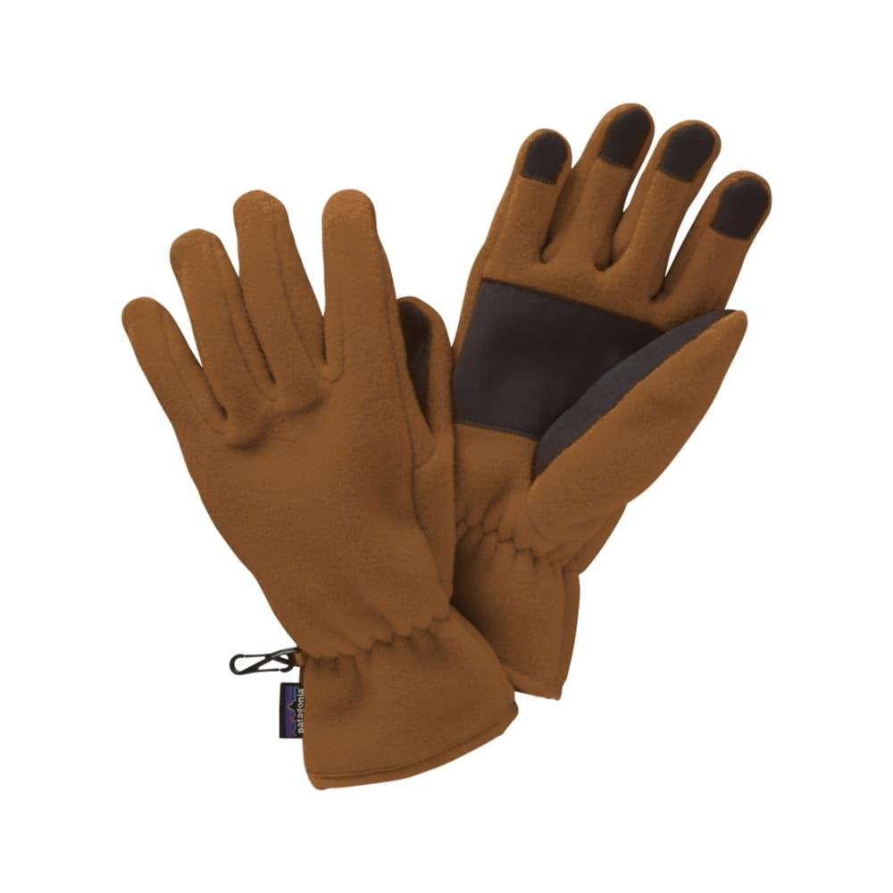 Patagonia Synchilla Fleece Gloves BRBN