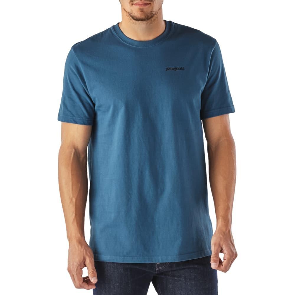 Patagonia Men's P- 6 Logo Cotton T- Shirt