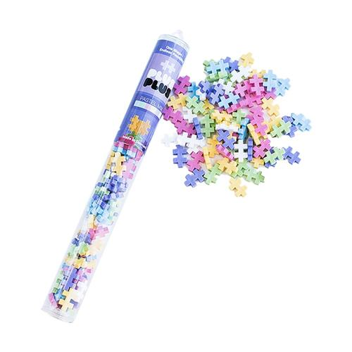 Plus-Plus Tube Pastel Mix