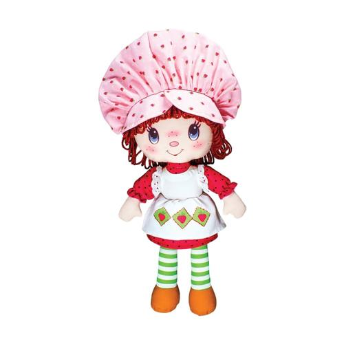 Strawberry Shortcake Classic Rag Doll