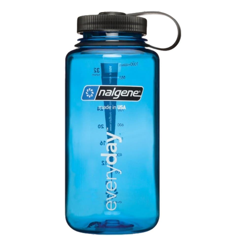 Nalgene Tritan Wide-Mouth Bottle 32oz SLATE.BLUE