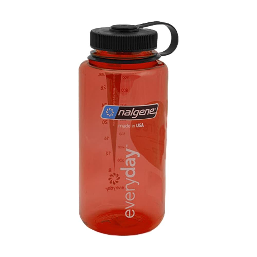 Nalgene Tritan Wide-Mouth Bottle 32oz RED