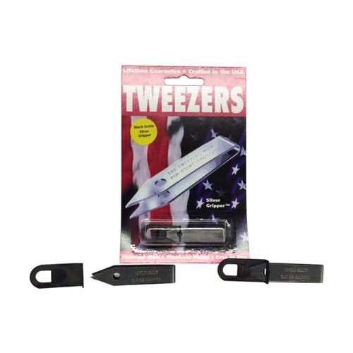 Uncle Bill's Sliver Gripper Tweezers