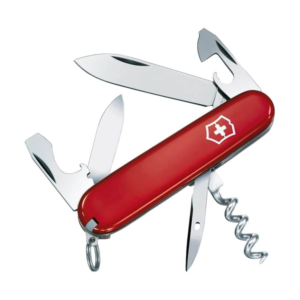Victorinox - Swiss Army Brand Spartan Knife RED