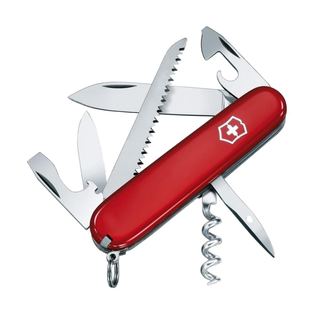 Victorinox - Swiss Army Brand Camper Knife RED