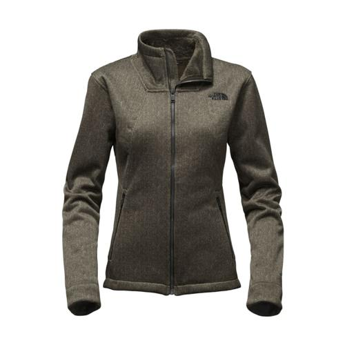 The North Face Women's Apex Chromium Thermal Jacket NTGREEN_YAT