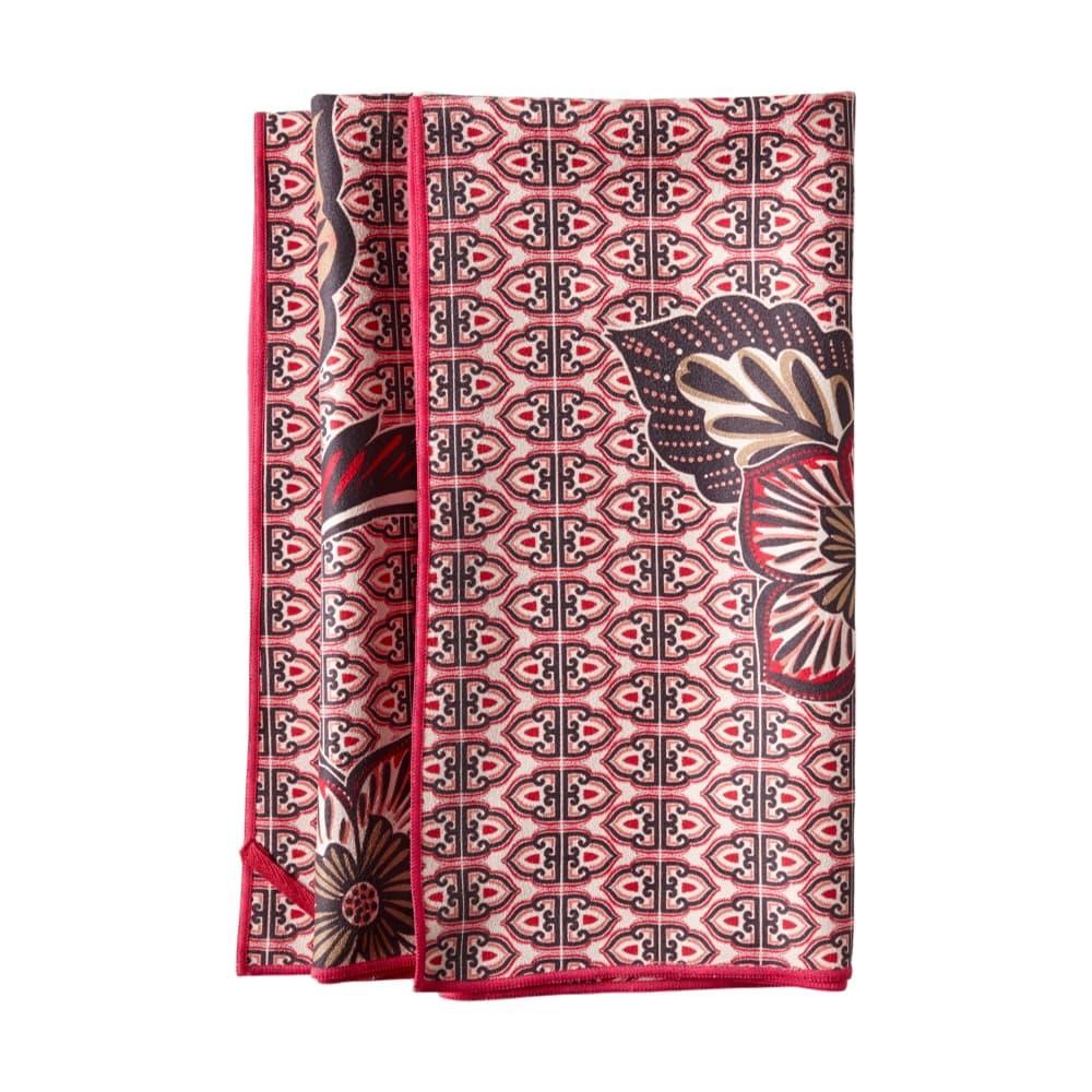 prAna Maha Yoga Towel COSMO_PINK_FLEUR