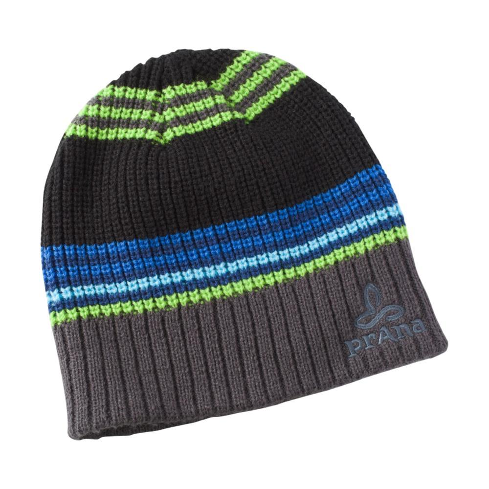 prAna Men's Gonzales Beanie BLACK