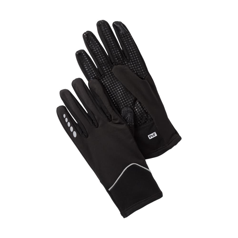 Smartwool Unisex PhD HyFi Wind Training Gloves 001_BLK