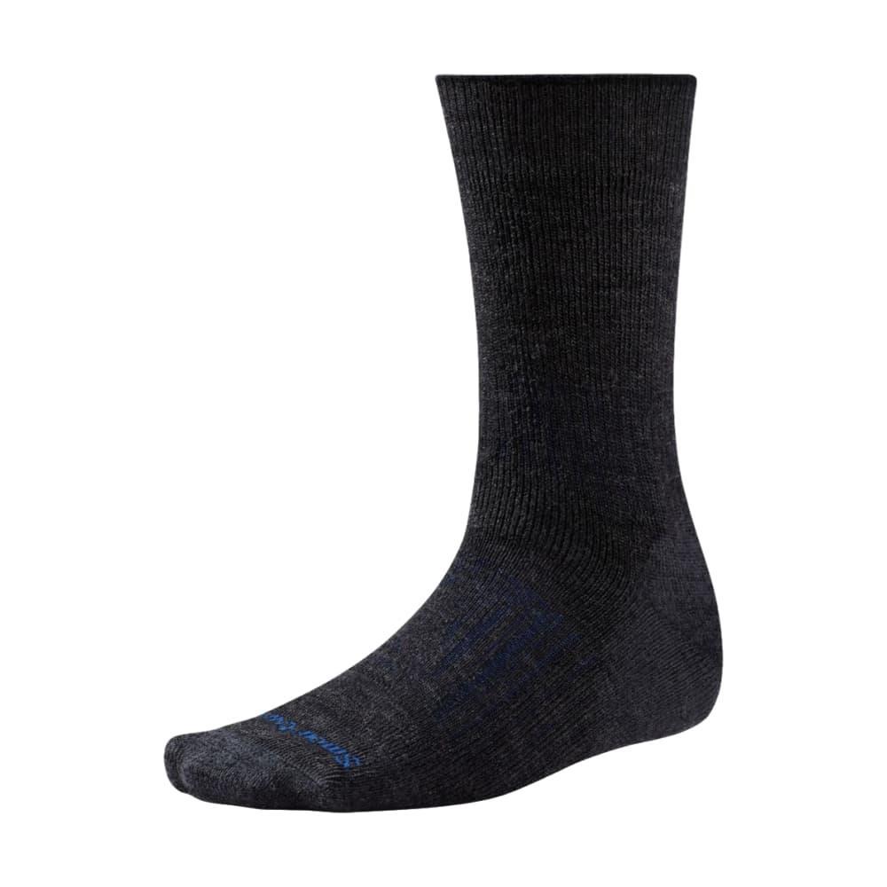 Smartwool Men's PhD Outdoor Heavy Crew Socks CHARCOAL_003