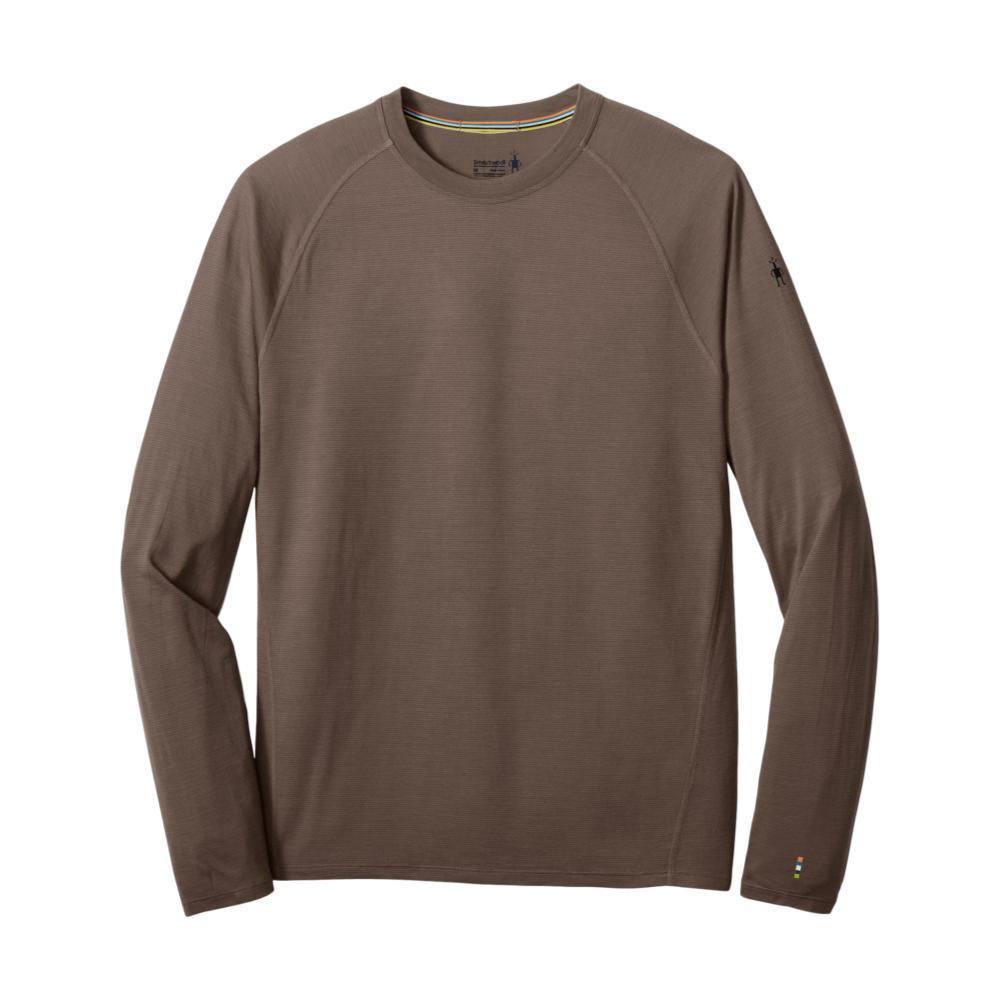 Smartwool Men's Merino 150 Baselayer Pattern Long Sleeve Top TAUPE_236