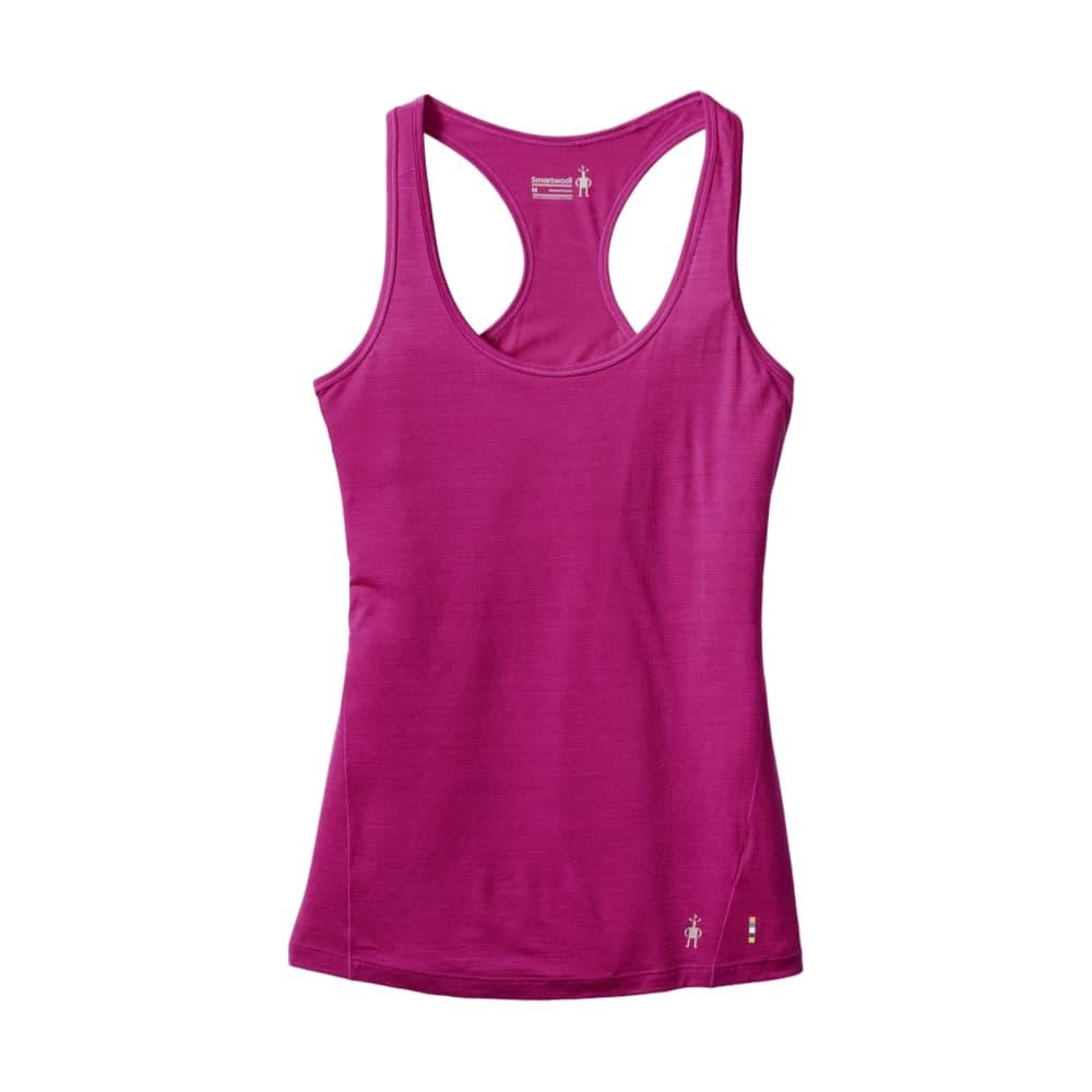 Smartwool Women's Merino 150 Baselayer Pattern Tank Top BERRY_044