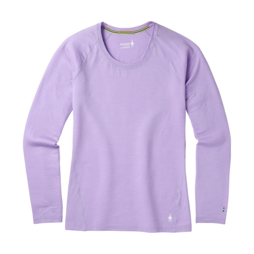 Smartwool Women's Merino 150 Base Layer Micro Stripe Long Sleeve Shirt CASCDP_B30