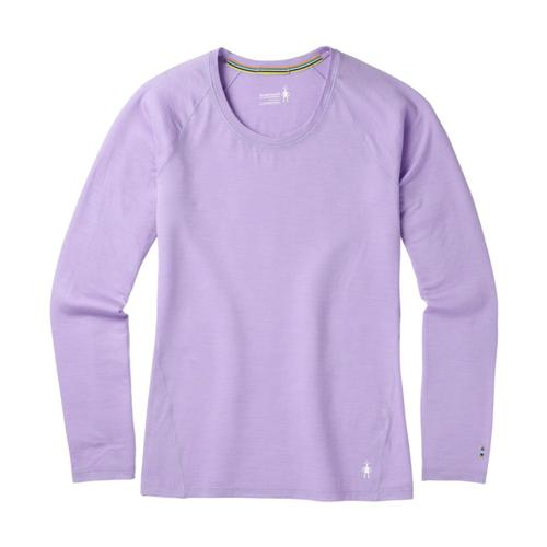 Smartwool Women's Merino 150 Baselayer Pattern Long Sleeve Top Cascdp_b30