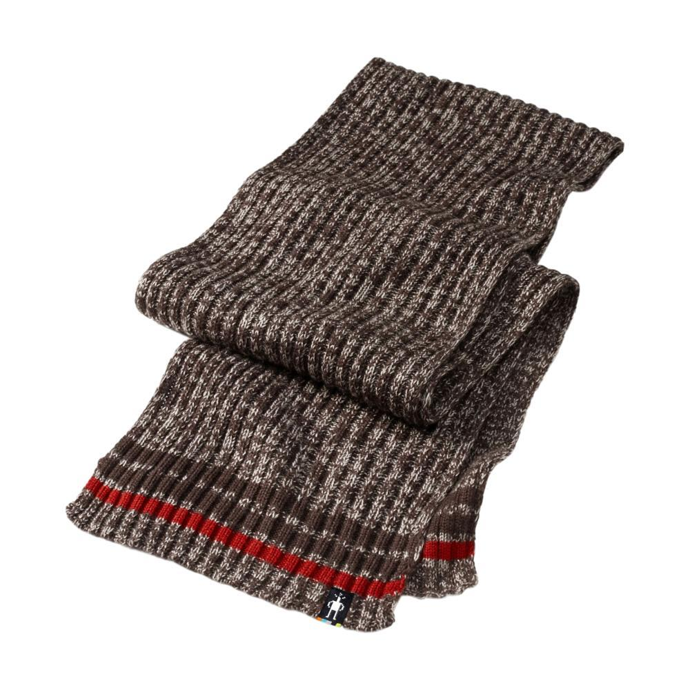 Smartwool Men's Thunder Creek Scarf 243_CHOC_HTHR