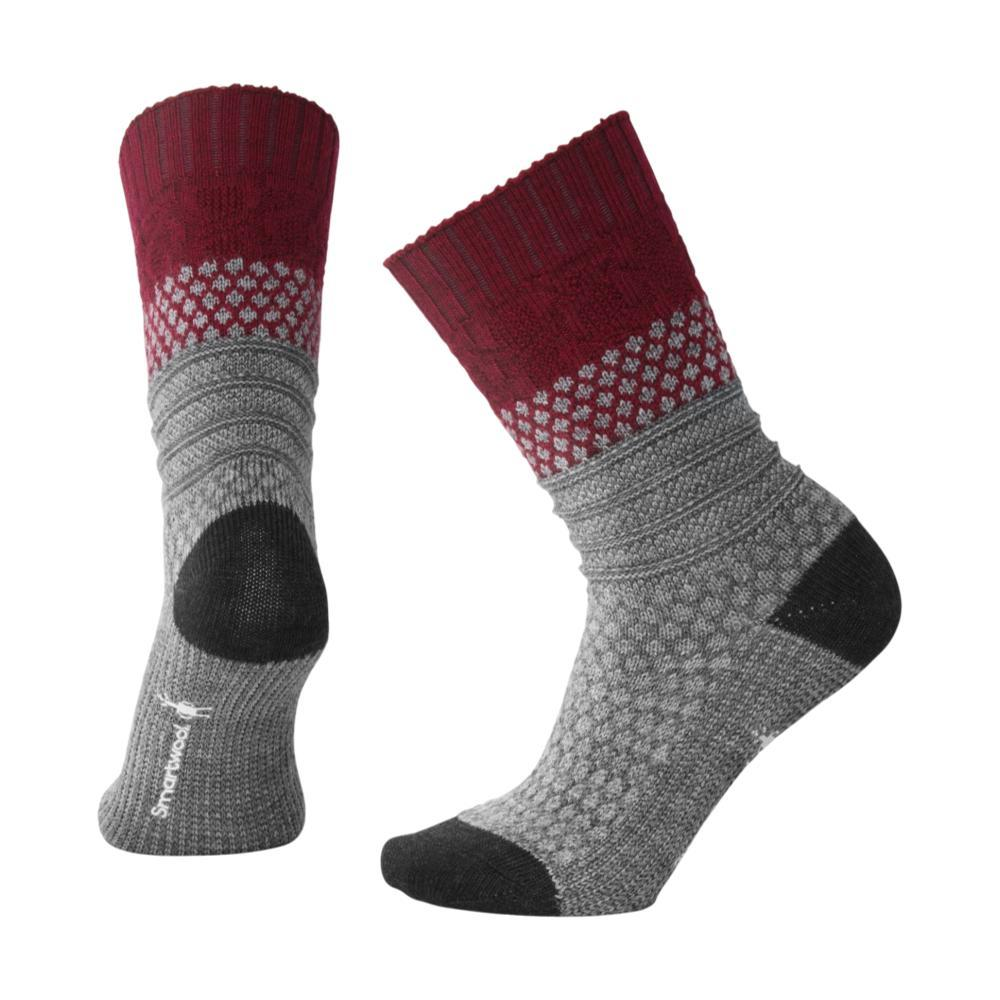 Smartwool Women's Popcorn Cable Socks TIBETRD_A14