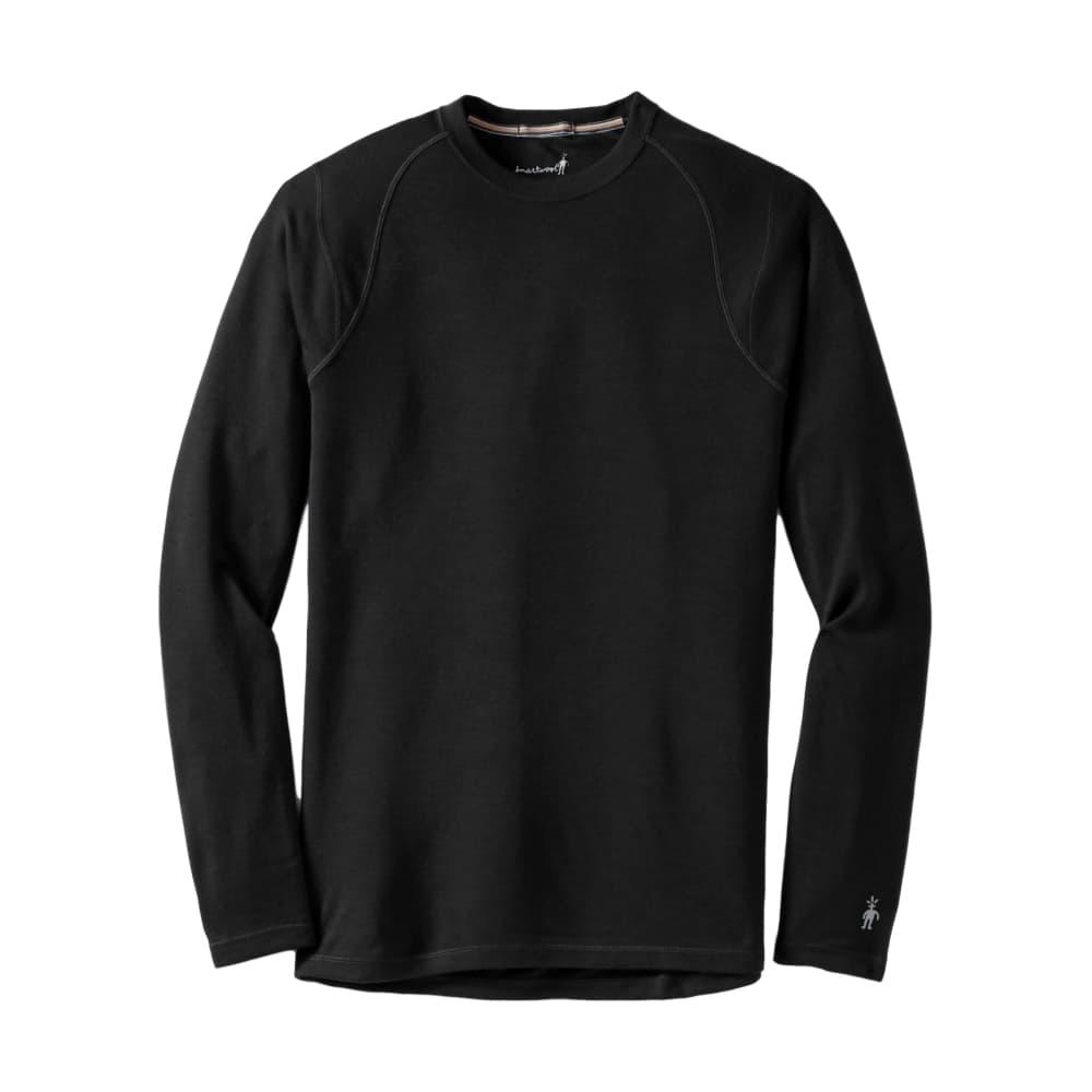 Smartwool Men's NTS Mid 250 Crew Long Sleeve Top BLACK_001