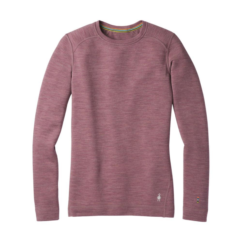 Smartwool Women's NTS Mid 250 Crew Long Sleeve Top NSTROSE_A12