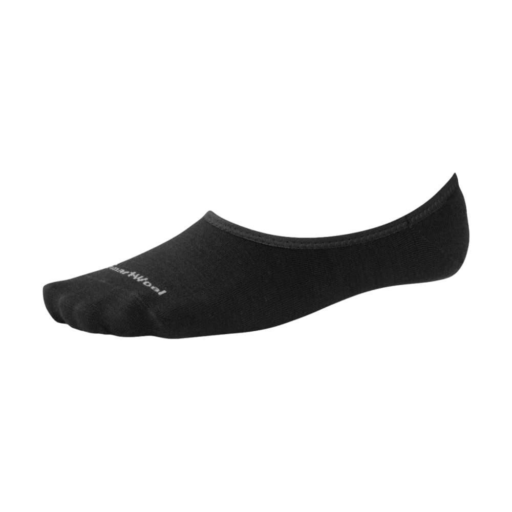 Smartwool Men's No Show Socks BLACK_001