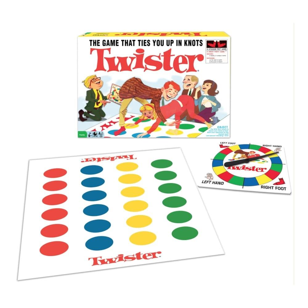 Twister Classic Board Game