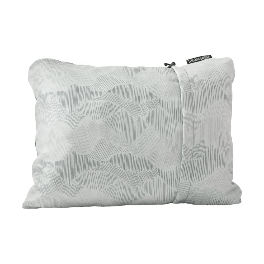 Thermarest Compressible Pillow - Small GRAYPRT