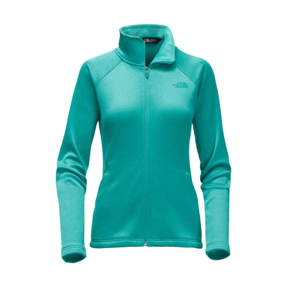 The North Face Women's Agave Full Zip HARBLUE_RXQ