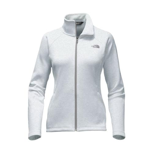 The North Face Women's Agave Full Zip TRGREEN_QCX