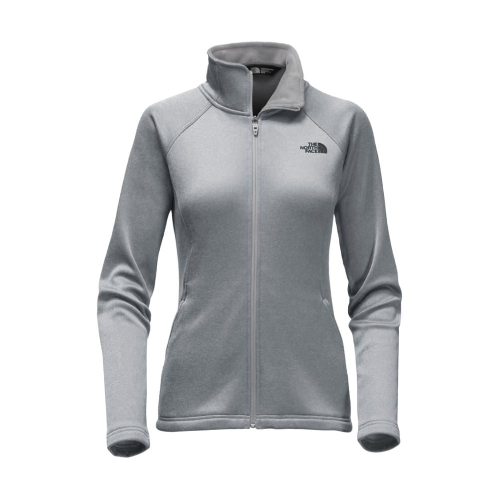 The North Face Women's Agave Full Zip MDGRYHTH_DYY