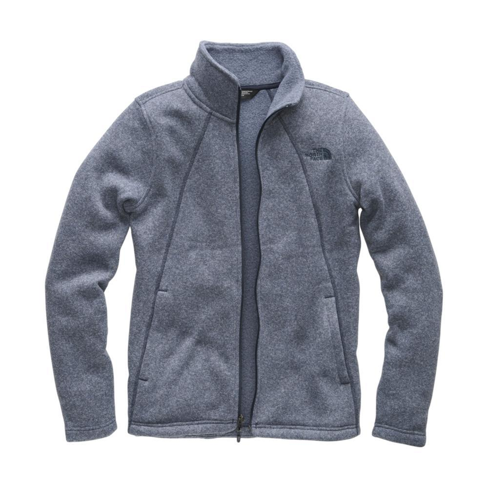 The North Face Women's Crescent Full Zip Jacket BWTEAL_8AF