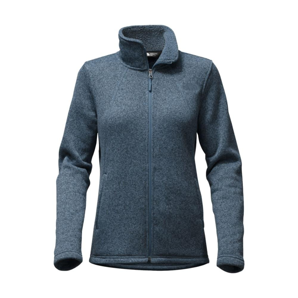 The North Face Women's Crescent Full Zip Jacket IBLUE_H0V
