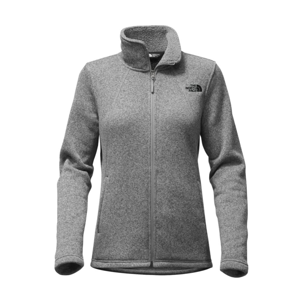The North Face Women's Crescent Full Zip Jacket MDGRYHTH_DYY