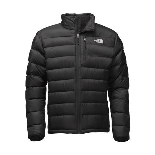 The North Face Men's Aconcagua Jacket Black_jk3