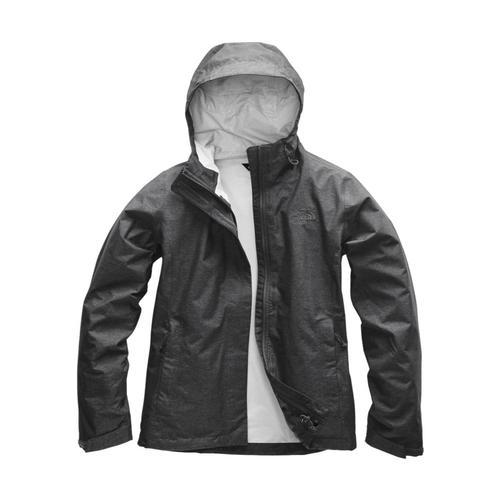 The North Face Women's Venture 2 Jacket Grey_ftj