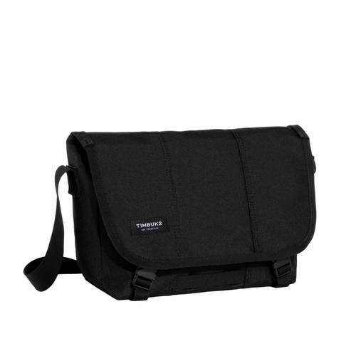 Timbuk2 Classic Messenger Bag Unicolor - XS JETBLACK