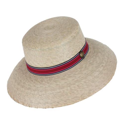 Tula Women's Carmel Hat Cranberry Band Cranberryband