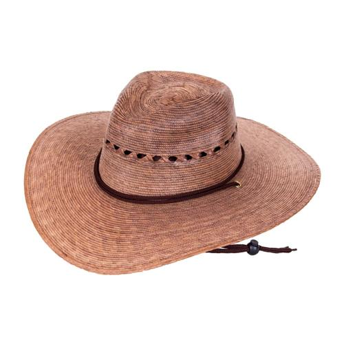 Tula Unisex Gardener Lattice Hat - S/M STRAW