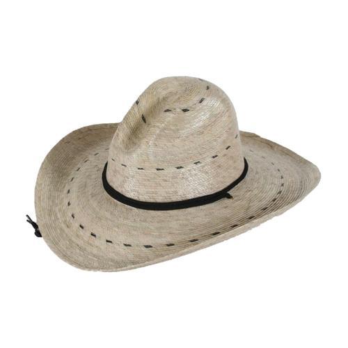 Tula Unisex Pecos Hat - XXL Straw