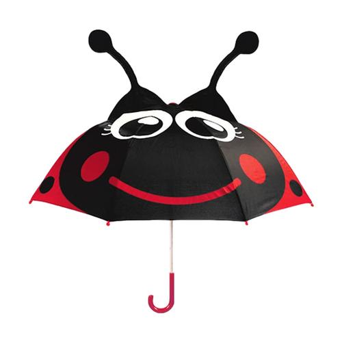 Western Chief Kids Ladybug Umbrella RED
