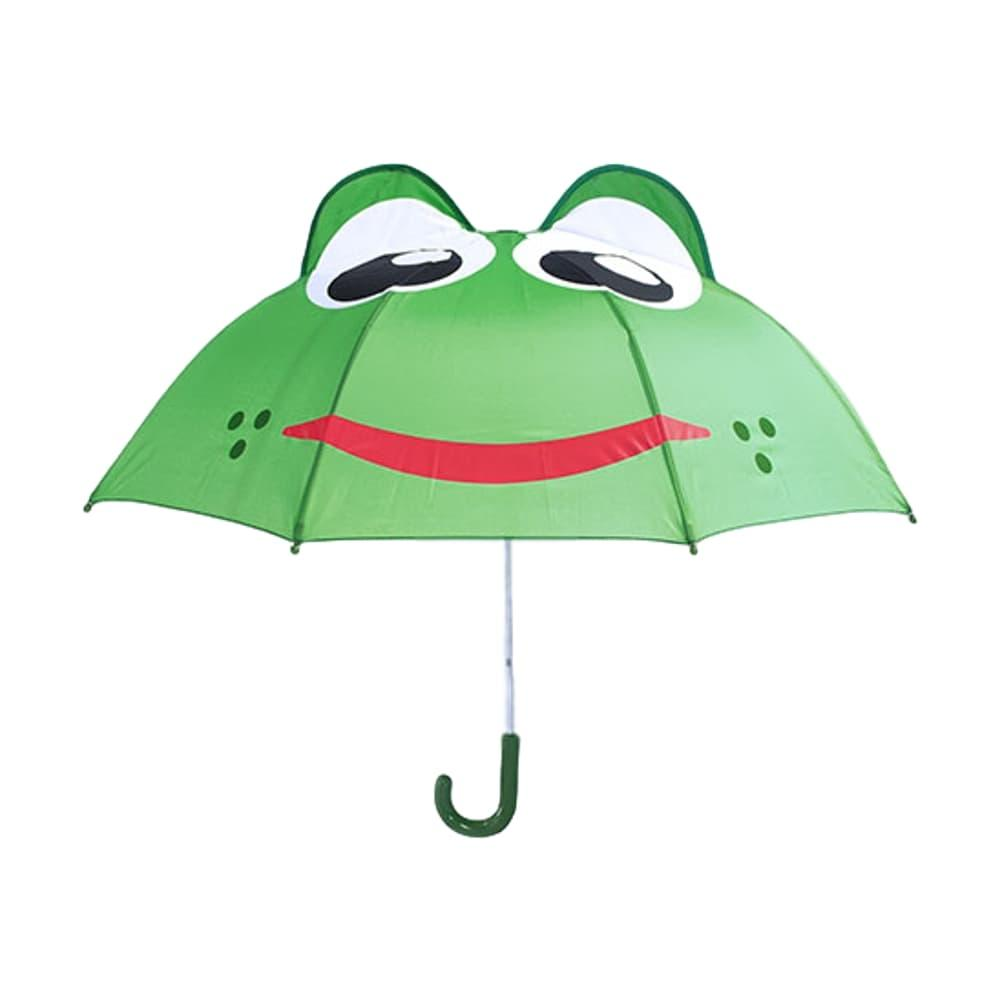 Western Chief Kids Frog Umbrella GREEN