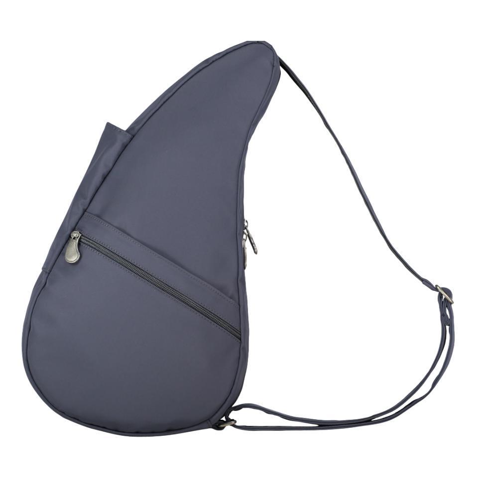 AmeriBag Healthy Back Bag Microfiber Shoulder Bag - Small SLATE
