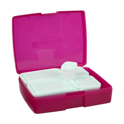 Bentology Classic 6 Piece Lunch Box Set