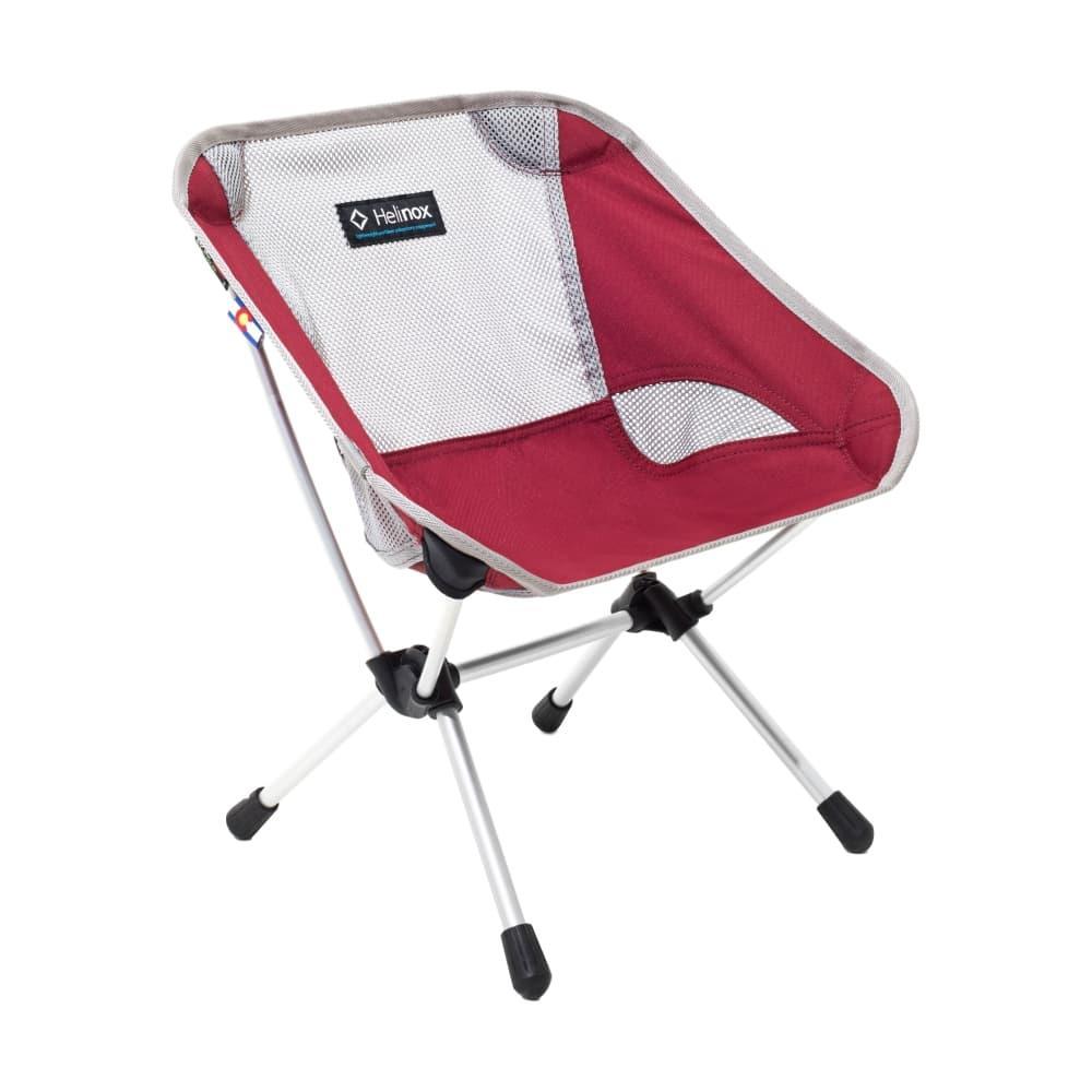 Big Agnes Helinox Chair Mini RHUBARB