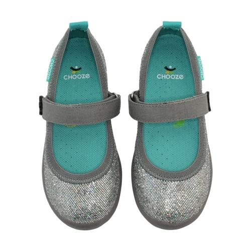 Chooze Girls Jump Sequined Mary Janes