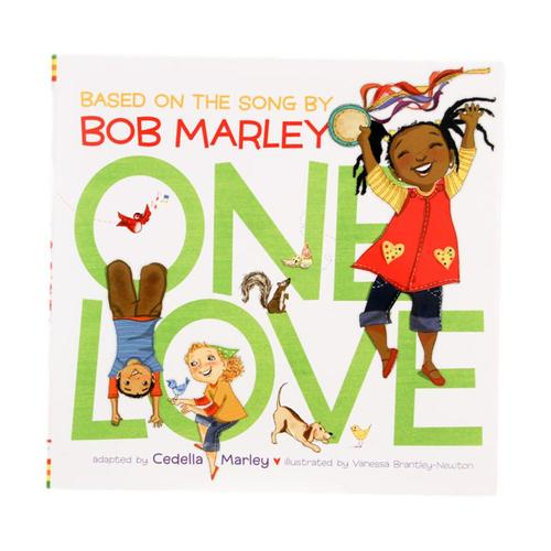 One Love by Cedella Marley .