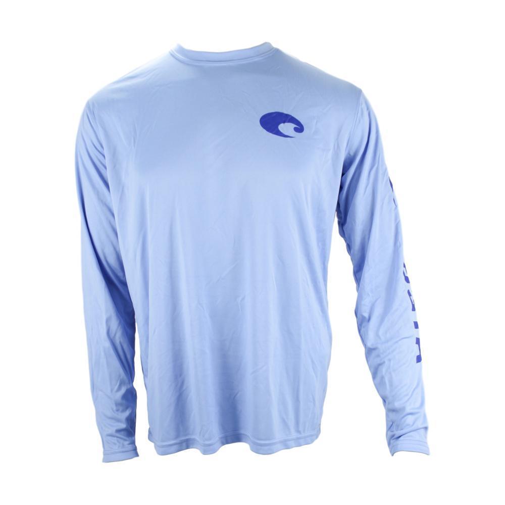 Costa Men's Technical Costa Core Long Sleeve Shirt CAROLINABLUE