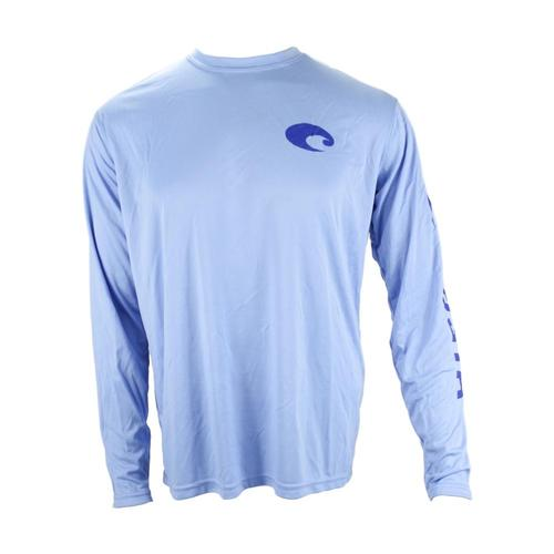 Costa Men's Technical Costa Core Long Sleeve Shirt